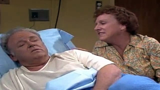 All In The Family Season 8 Episode 9 Archie's Bitter Pill (2)