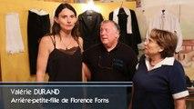 L'arrière-petite-fille de Florence Forns présente à Bollène pour les Journées du patrimoine