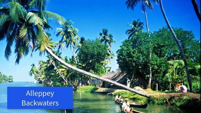 Best Places to Visit in Kerala,Gods Own Country, an alternative to Pattaya