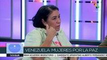 Análisis: Las mujeres venezolanas en la lucha y construcción de la paz