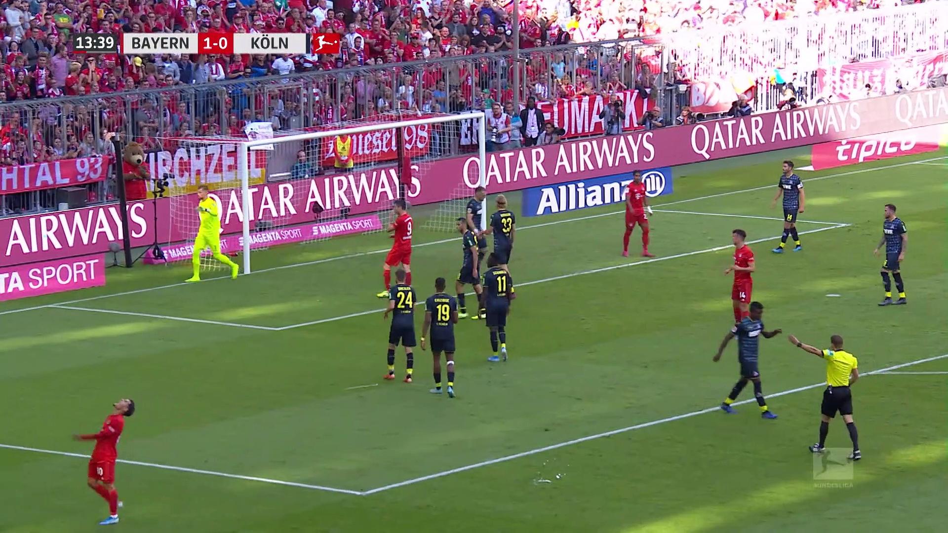 5. Hafta / Bayern Münih - Köln: 4-0 (Özet)