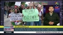 Jóvenes mexicanos se únen a la Huelga Climática Global