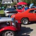 Exposition d'autos anciennes