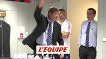 Les dernières consignes de Tillie - Volley - Euro (H)
