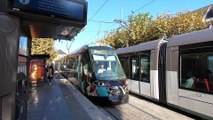 [Vidéo] Des impromptus artistiques dans le tram à Strasbourg