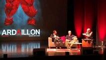 Jordan Dartier présente la 5eme saison culturelle de l'Ardaillon à Vias