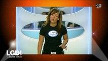 La première télé d'Amel Bent