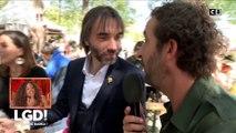 Cyrille Eldin rencontre Cédric Villani