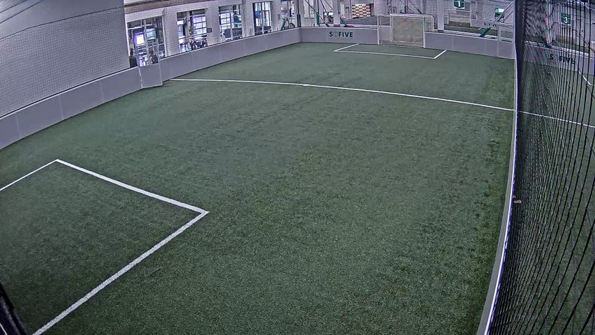 09/21/2019 14:00:02 - Sofive Soccer Centers Brooklyn - Santiago Bernabeu