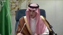 Saudi Arabia says it will wait before responding to attack on key oil installations