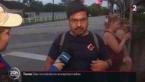 Climat : des pluies extrêmes inondent le Texas