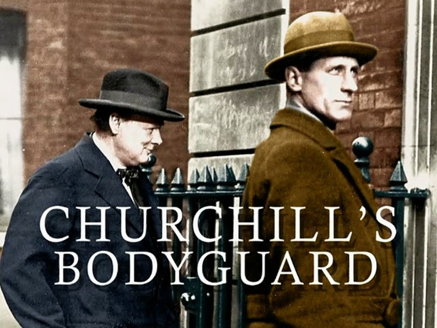 Churchill's Bodyguard : Documentary – SE01 EP06 – Dangerous Travels