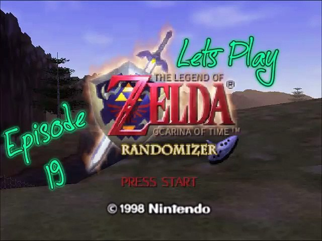 Lets Play - Legend of Zelda - Ocarina of Time Randomizer Master Quest Edition - Episode 19 - Bottom of the Well