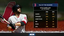 Mitch Moreland Has Been Extremely Consistent In Last Two Seasons For Red Sox