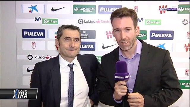 Valverde: Fuera de casa no estamos bien