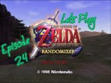 Lets Play - Legend of Zelda - Ocarina of Time Randomizer Master Quest Edition - Episode 24 - Water Temple Part 2