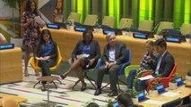 Greta y jóvenes activistas piden en la ONU acciones contra cambio climático
