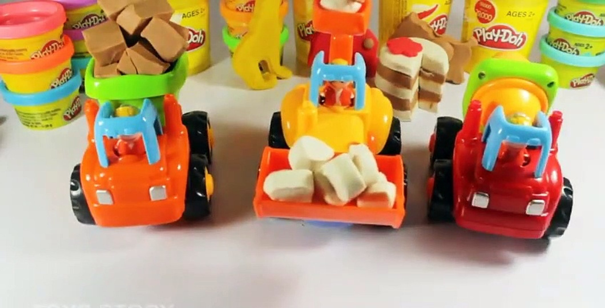 Play Cars Toy For Kids  How To Make Play Cake Video Play Doh #Kids #VIdeos NY