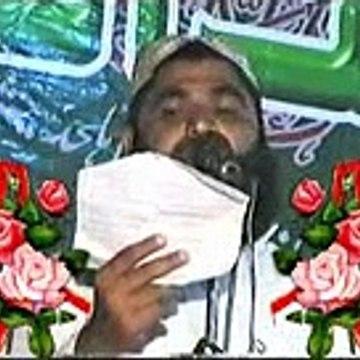 Hazrat Molana Mansha Qadri Sahib