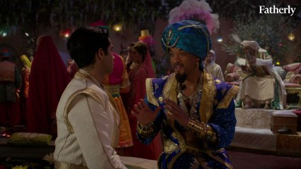Disney Parenting Lessons from Aladdin