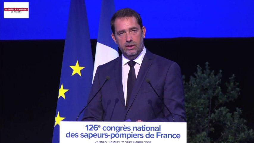 CongresSP2019: Christophe Castaner - Vannes Télé