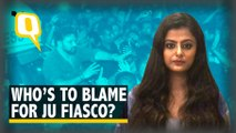 Opinion: Who Is To Blame For The JU Fiasco? Well, Everybody!