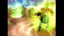 Old Broly Vs New Broly - What If Battles Epiosde
