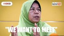 Zuraida: 'PM 8' should be magnanimous