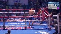 Baez vs Perez - round 6  Perez Stagger