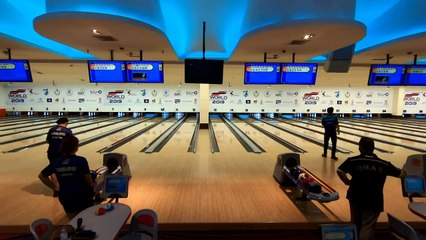 Day One - World Bowling Tour Thailand - Lanes 9-16 Afternoon Qualifying