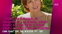 """Véronique Genest """"en danger"""" : Elle révèle avoir """"perdu 36 kilos"""""""
