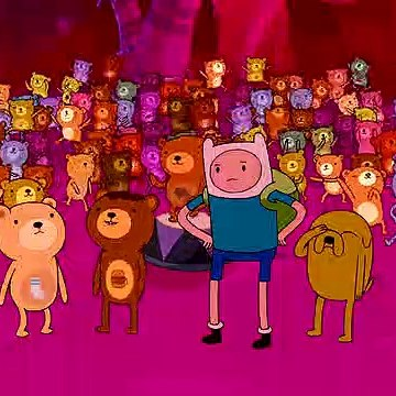Adventure Time S02E21 Belly of the Beast