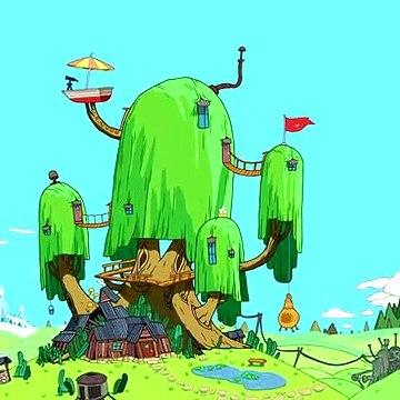 Adventure Time S02E06 Slow Love