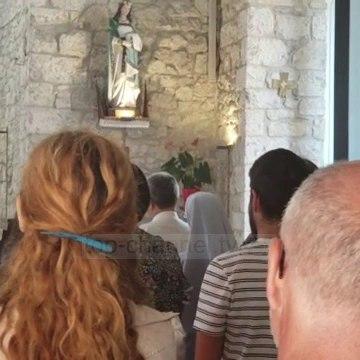 Durrës/ Mbahet meshë për mbrojtjen nga tërmetet