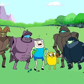 Adventure Time S02E04 Blood Under the Skin