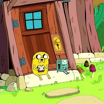 Adventure Time S02E07 Power Animal
