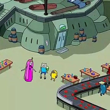 Adventure Time S02E09 The Other Tarts