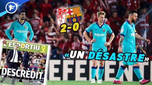 Le FC Barcelone dans la tourmente, Manchester City terrifie la Premier League