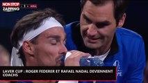 Laver Cup : Roger Federer et Rafael Nadal deviennent coachs (Vidéo)