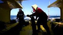 Défi Azimut 2019 : CONCOURS  Vidéo du médiaman Christophe Favreau à bord de la Mie Caline Artisans Artipole sur les 48h Azimut - Défi Azimut 2019