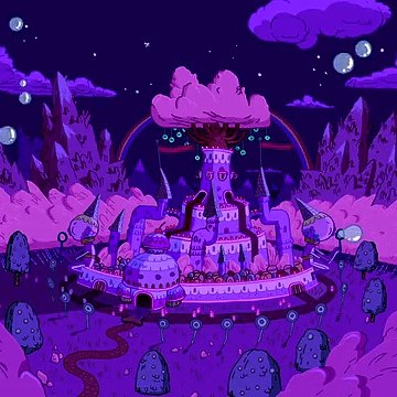 Adventure Time S02E20 Go with Me