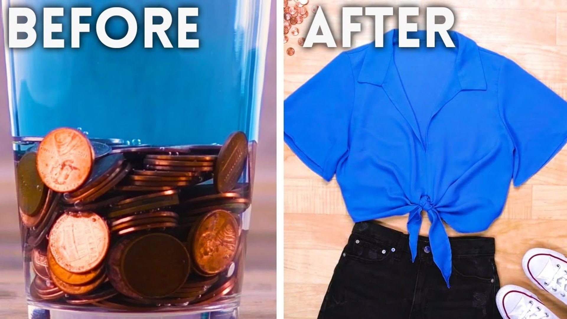 Unusually NATURAL Ways to Dye Your Clothes! - DIY Fashion Hacks by Life For Tips