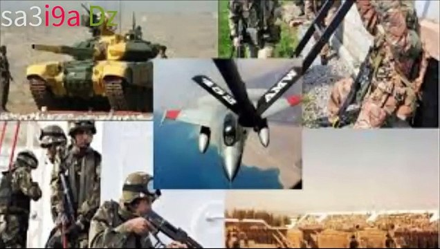 See the 5 most powerful military deals of the Algerian army for the 2019-2020 season