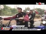 Aksi Viral Ustaz Abdul Somad Konvoi Moge di Batam
