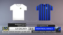Match Review: LA Galaxy vs Montreal Impact on 22/09/2019