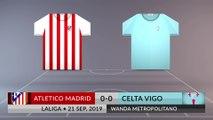 Match Review: Atletico Madrid vs Celta Vigo on 21/09/2019