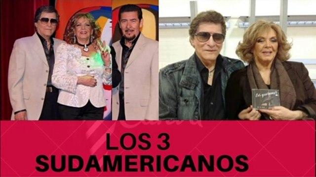 """LOS 3 SUDAMERICANOS. ESPECIAL """"LA MÚSICA DE TUS SUEÑOS"""" EN JMSALASMUSIC"""