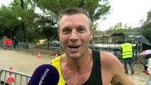 David Dury vainqueur de la 16ème Ronde pédestre de Cornillon