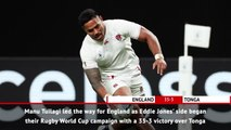 RUGBY: 2019 World Cup: Fast Match Report - England v Tonga