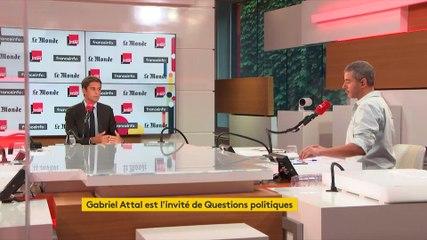 Gabriel Attal - France inter & Franceinfo dimanche 22 septembre 2019